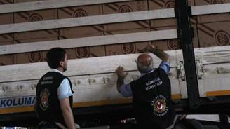 886 milyon liralık kaçakçılık önlendi