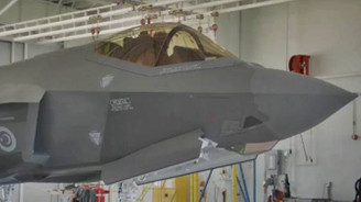 Türkiye için üretilen F-35A havalandı