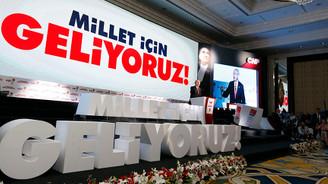 CHP'nin seçim beyannamesi açıklandı