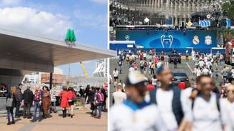 Kiev'de Şampiyonlar Ligi finali öncesi bomba paniği