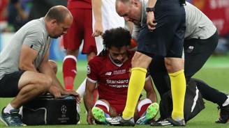 Salah, Dünya Kupası'nı kaçırabilir