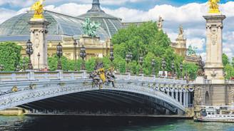 Paris'te sanatla hayat iç içe