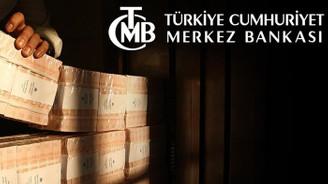 TCMB rezervleri nisanda yüzde 1,5 arttı