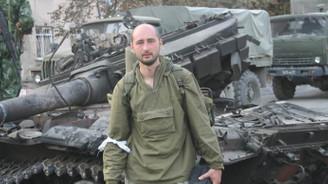 Rus gazeteci Ukrayna'da öldürüldü