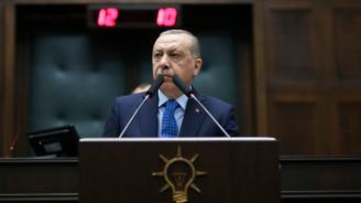 Erdoğan'ın adaylığı resmen açıklandı