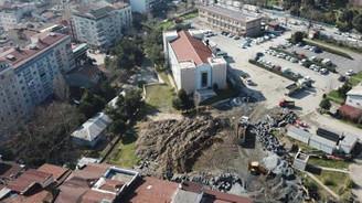 Feriköy'deki İSKİ binalarının yerine kent parkı yapılacak
