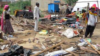 Hindistan'daki kum fırtınasında ölü sayısı 125'e yükseldi