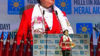 İYİ Parti seçim beyannamesini açıkladı