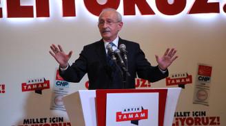 Kılıçdaroğlu: Çiftçinin faiz borçlarını sileceğiz