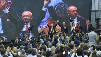 CHP'nin cumhurbaşkanı adayı İnce oldu