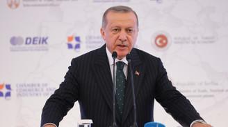 Erdoğan: Ticaret hacmimizi 3 milyar dolar seviyesine taşımayı hedefliyoruz
