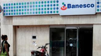 Venezuela'da ülkenin en büyük bankasına el kondu