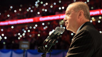 Erdoğan: Kur üzerinden yürütülen saldırılara karşı projemiz var