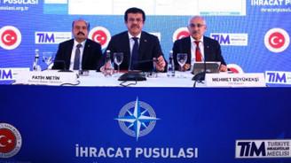 """TİM'in bilgi portalı """"İhracat Pusulası"""" yayına başladı"""