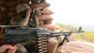 Kuzey Irak'taki çatışmada 1 uzman çavuş şehit