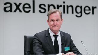 Axel Springer Doğan Medya'daki hisselerin satışını hızlandırdı