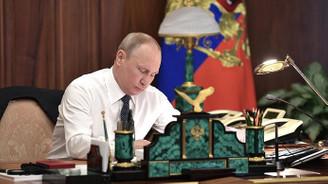 Putin: Dolardaki tekel, birçok ülke için tehlikeli bir durum yaratıyor