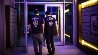 Başkentte FETÖ'nün hücre evlerine operasyon