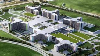 Sancaktepe Şehir Hastanesi için ihale açıldı