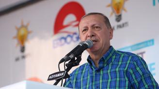 Erdoğan: Ülkemizi iki kat daha ileriye götürmek istiyoruz