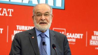 Karamollaoğlu'dan Tekirdağ'da 'e-miting'