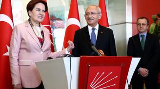 Kılıçdaroğlu ile Akşener pazartesi görüşecek