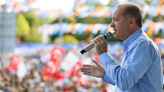 Erdoğan: Birinci çıkamazsan istifa edecek misin?
