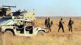 İsrail'den Golan Tepelerinde 'sürpriz' tatbikat