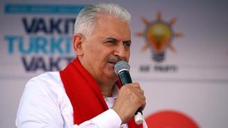 Başbakan Yıldırım'dan 'küçük esnaf' açıklaması