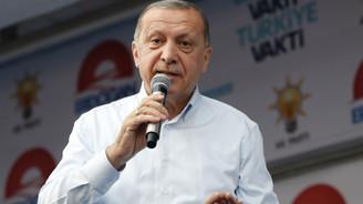 Erdoğan: CHP'nin bu ülkede dikili ağacı yok