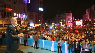 Erdoğan: Haçlı-hilal mücadelesi başlar