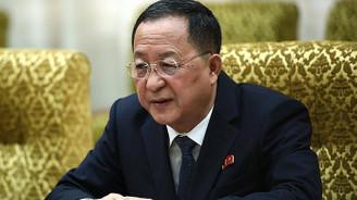Kuzey Kore Dışişleri Bakanından Netanyahu'ya sert tepki