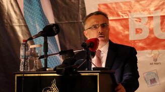 Ağbal: Türkiye ekonomisi büyümeye devam ediyor