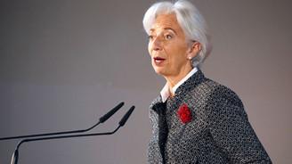 Lagarde: Ufukta kara bulutlar toplandı