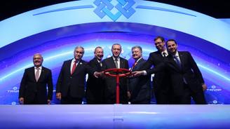 Trans Anadolu Doğalgaz Boru Hattı açıldı