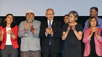 'Hak-Hukuk-Adalet' belgeseli gala gösterimi yapıldı