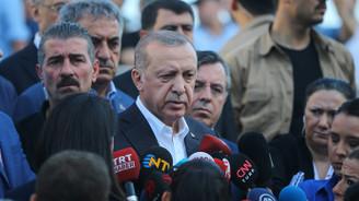 Erdoğan, Suruç'taki olayın nasıl gerçekleştiğini anlattı