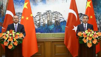 Çavuşoğlu: Çin ile iş birliğimizi sürdüreceğiz