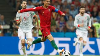 Portekiz, İspanya ile 3-3 berabere kaldı