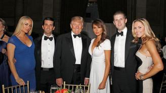 Trump'a, çocuklarına ve vakfına dava