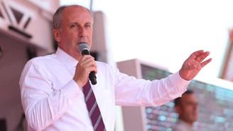 Muharrem İnce: Milletvekili saysını azaltacağım
