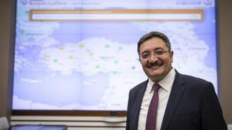 Türkiye'nin şifalı su bilgileri internet ortamında