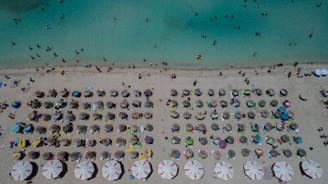 Ege kıyılarında yerli turist yoğunluğu