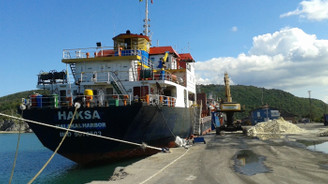 Hırvatistan'daki Türk gemisini kurtarma çalışmaları devam ediyor