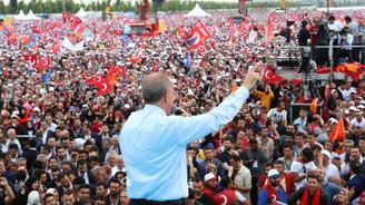 Erdoğan: Hem yatırım yaptım, hem borç ödedim