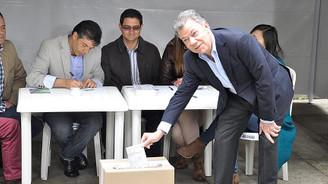 Kolombiya yeni devlet başkanını seçiyor