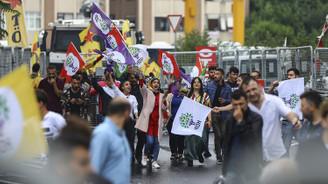 HDP'nin İstanbul mitingi yapıldı