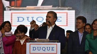 Kolombiya devlet başkanını seçti