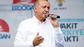 Erdoğan'dan İnce'ye: Kulağına ne söylenirse inanıyor