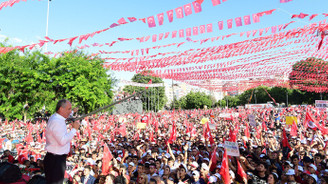 İnce: Türkiye nefes alacak, barışacak, büyüyecek ve adil bölüşeceğiz